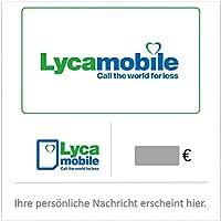 Lycamobile Prepaid Guthaben - für Deutschland - per E-Mail