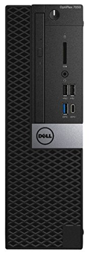 DELL 61TV7 Unité Centrale Noir (Intel Core i7, 8 Go de RAM, 1 to, Windows 10 Pro)