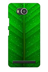 AMAN Sand In Beach 3D Back Cover for Lenovo A7700