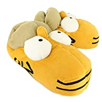 Mens Homer Simpson 3D Novelty Head Shaped Novelty Slippers Shoe Sizes UK 7-12