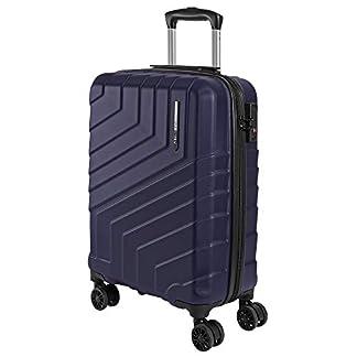 Maleta Trolley Rigida – Equipaje de Viaje Ligero ABS con Cerradura TSA y 4 Ruedas Dobles multidireccionales – Perletti Travel