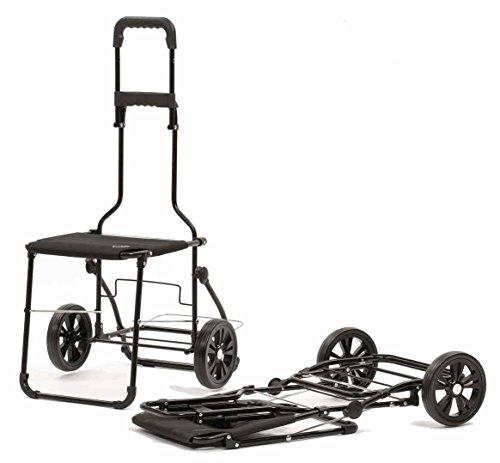 Einkaufstrolley für Senioren – Andersen Komfort Shopper Grün - 5