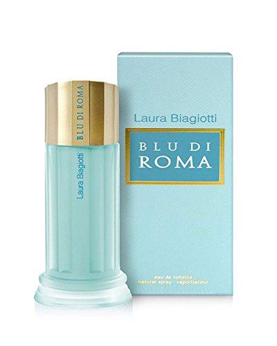 Laura Biagiotti Roma Blu di Woman EDT, 1er Pack (1 x 50 ml)