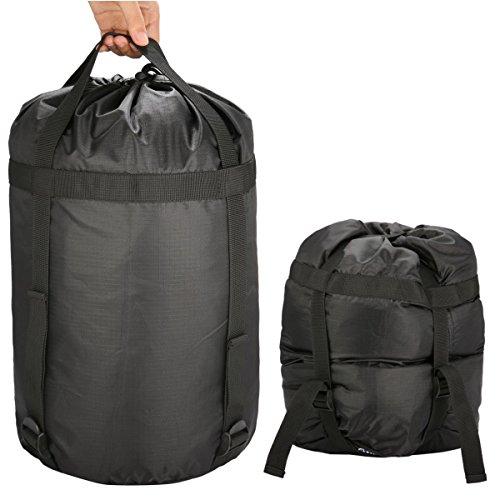 Sacca di compressione,camtoa nylon campeggio compression sacks bag sacco a pelo borsa di stoccaggio sacchetto per trasportare outdoor