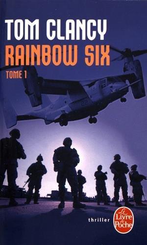 Rainbow Six, tome 1 par Tom Clancy