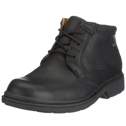 Clarks Rockie Hi Men's Lace-Up Shoes - Black (11 UK)