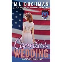 Connie's Wedding: Volume 3 (The Night Stalkers Wedding Stories)