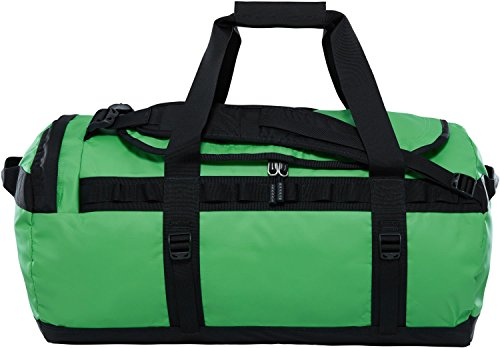 THE NORTH FACE Base Camp L Reisetasche, 60 cm, 95 liters, Grün (Classic Verde/TNF Negro)