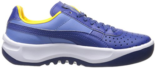 Puma Gv Special Infants, Sneaker bambini multicolore Black/Black/Metallic Gold Mazarin Blue/Blue Grey