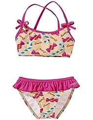 Beco Chica Bikini Ropa, niña, BECO Bikini Mädchen, albaricoque, 116