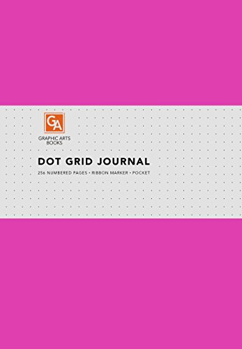 Dot Grid Journal - Flamingo (Dot Grid Journals) (Dot Flamingo)