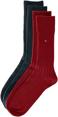 Tommy Hilfiger Men's Th Men True America Sock 2p Socks