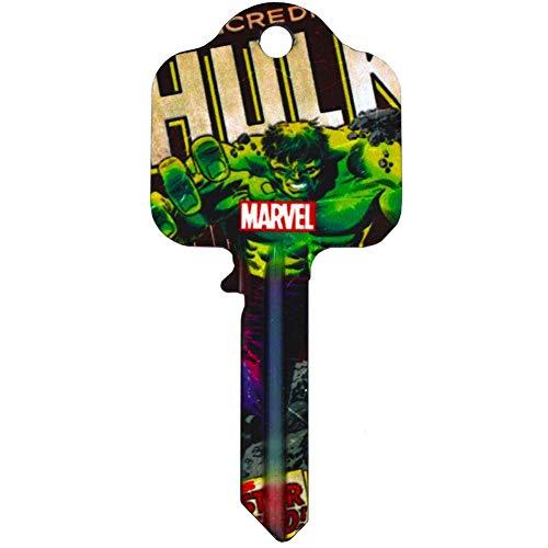 Marvel Comics House Schlüssel-Hulk-UL2passt 99{f86e93c4f722ad65cf982e0d87206b918f7ff5523b657d5f0127cbe8abc5ca55} von Türen