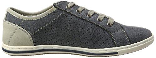 Supremo 2723305, Sneakers basses femme Blau (Blue)