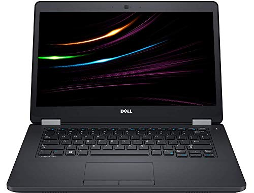 Dell Latitude E5470 | Intel i5 6.Gen | 2 x 2.4 GHz | 8 GB | 256 GB SSD | 14.1 Zoll | Webcam | Windows 10 | 1366 Mobiles Business Notebook (Generalüberholt)