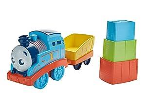 Thomas and Friends Bloques Encajables, Tren de Juguete para Bebés +1 Año (Mattel FKM92)
