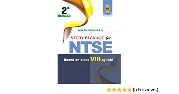 Tata Mcgraw Hill Ntse Book