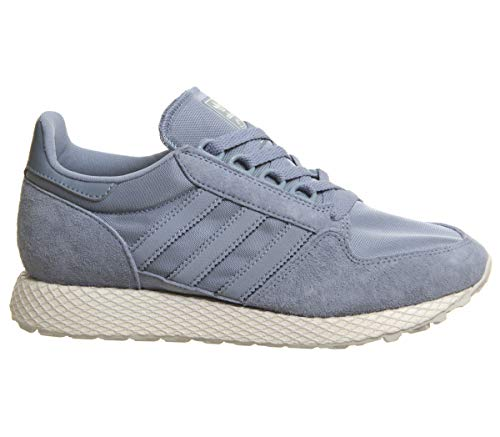 adidas Damen Forest Grove W Fitnessschuhe, Grau (Grinat/Blanub/Griuno 0), 38 EU