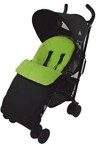 Imagen para Britax saco/acogedor dedos de los pies para silla Smart Dual Movimiento ágil Lime