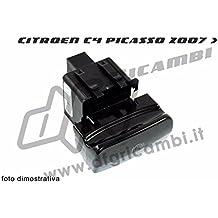 Botón Botón de freno de estacionamiento, Citroen C4 Picasso 2007 > – 4707.02