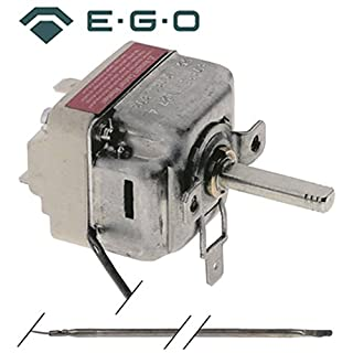 EGO Thermostat 55.19082.802 passend für GGF, Fimar, Multi, Cookmax, Amatis, Fage, Cuppone max. Temperatur 500°C 1-polig 16A
