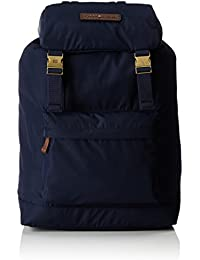 Tommy Hilfiger Th Utility Backpack, Sacs à dos homme, Blau (Tommy Navy), 16x47x35 cm (L x H P)