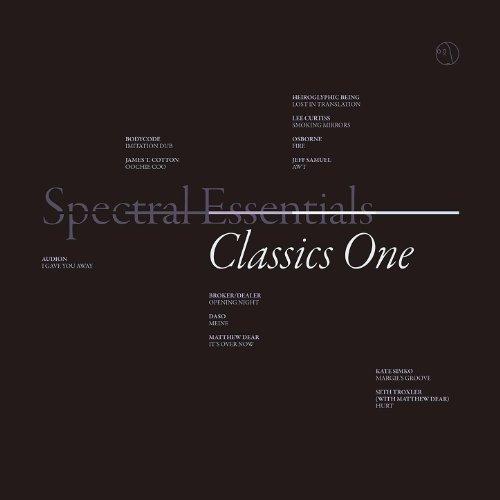 Spectral Essentials: Classics One