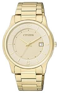 Citizen Analog White Dial Men's Watch BD0022-59A