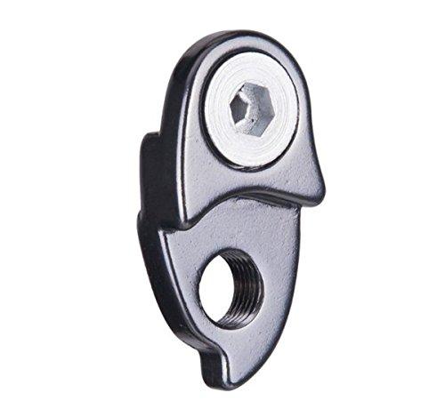 Hippolo Mountain Bike Gear Schaltauge Hook Converter Extender Erweiterung für 40 T / 42 T / 46 T / 50 T Oder 32 T / 36 T Autobahn Schwungrad,2 Pcs (Titan)