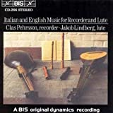 Ital&Eng Recorder&Lute Mus.