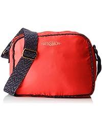a Arancione it e Amazon Scarpe Borse borse spalla Donna OgtxAa