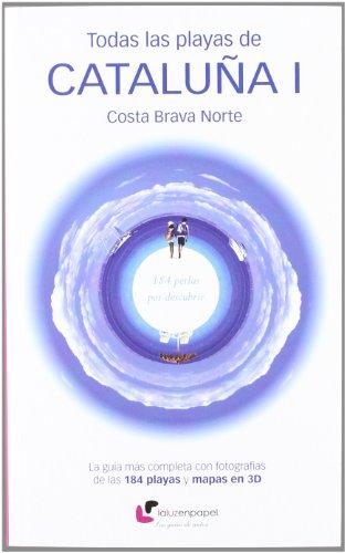 Todas las playas de Cataluña I - costa brava norte por Miguel Angel Alvarez Alperi