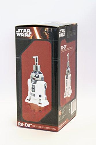 Star Wars – R2-D2 Seifenspender aus Keramik in Geschenkpackung - 6