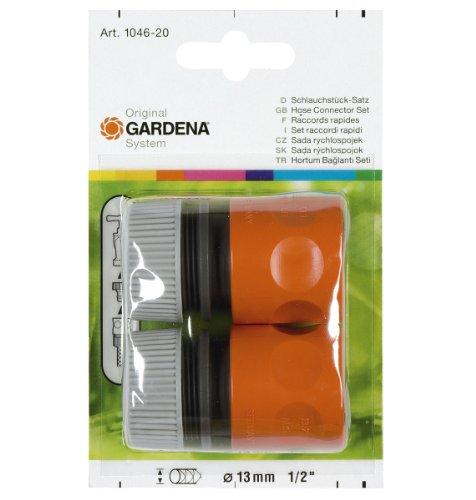 Gardena 1046 26 sb system schlauchst ck satz inhalt 2 x Amazon freistehende markisen