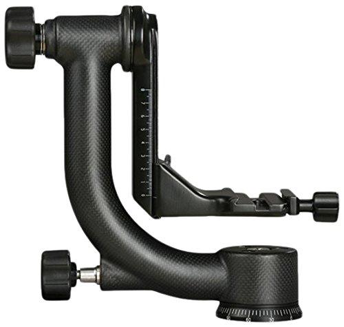 Sevenoak SK-GH02 Rotule pendulaire pour Téléobjectif/Appareil Photo Reflex Noir