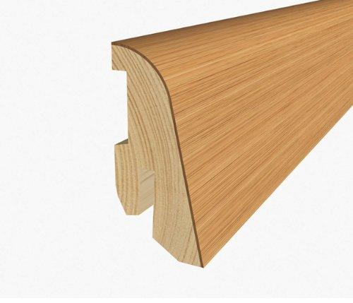 Sockelleiste Aus massivem Holz