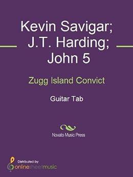 Zugg Island Convict (John 5) by J.T. Harding, K. Savigar ...