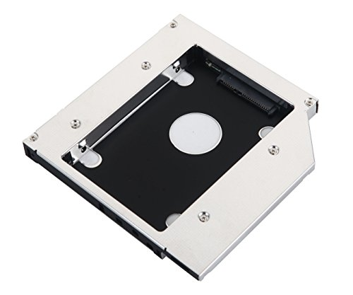 De Young 2nd SSD HD disque dur Caddy pour Packard Bell Easy Note TE11HC LX86TS44HR