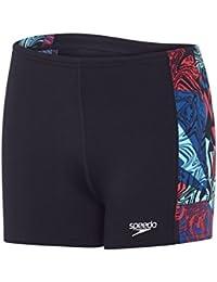 Speedo Boys' Astro Ignite Allover Panel Aquashort Swimwear