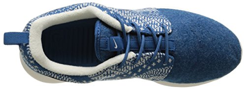 Nike  Wmns Roshe One Winter, Damen Laufschuhe Blau