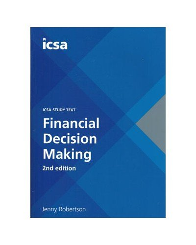 Financial Decision Making 2e