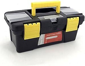 Glive's Multi-Functional Tool Box Plastic Storage Box Medicine Box Household Organizer Box with Handle
