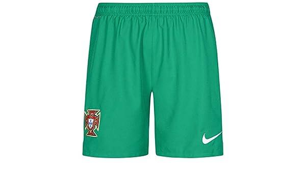 9512c1d99e Nike 376897-302 - Pantaloncini da uomo della squadra di calcio del  Portogallo, Verde (verde), XL: Amazon.it: Sport e tempo libero