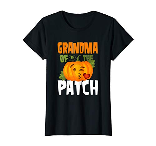 a Of The Patch T-Shirt Cute Family Halloween  T-Shirt ()