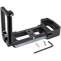 Fotga Vertical Shoot Quick Release Plate L-Shaped Bracket Holder with Magnet for Sony Alpha ILCE-9  Mark III  A7R Mark III  A7S Mark III  A7R3  A7III  A7RIII  A7SIII Camera Body
