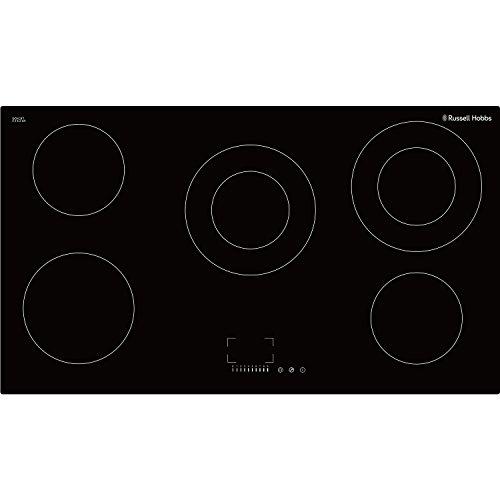 41j9 fnnrKL. SS500  - Russell Hobbs RH90EH7001 Touch Control 90cm Wide Ceramic Hob