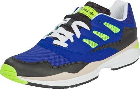 Adidas Originals Torsion Allegra X Herren Basketballschuhe Blau