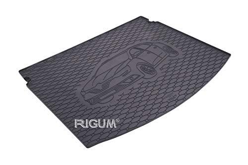 RIGUM Passgenaue Kofferraumwanne geeignet für Renault Megane Grandtour ab 2016 passen ideal