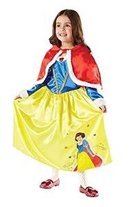 Rubies Blancanieves - Winter Wonderland - Disney - Childrens Disfraz - Pequeño - 104cm