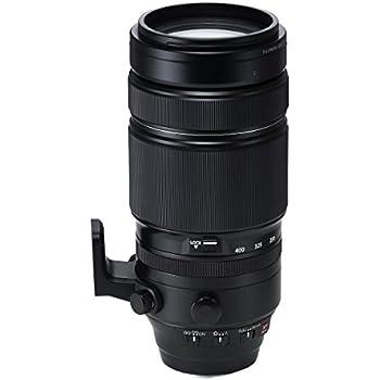 Fujifilm XF100-400mm F4.5-5.6 R LM OIS WR Lens - Black